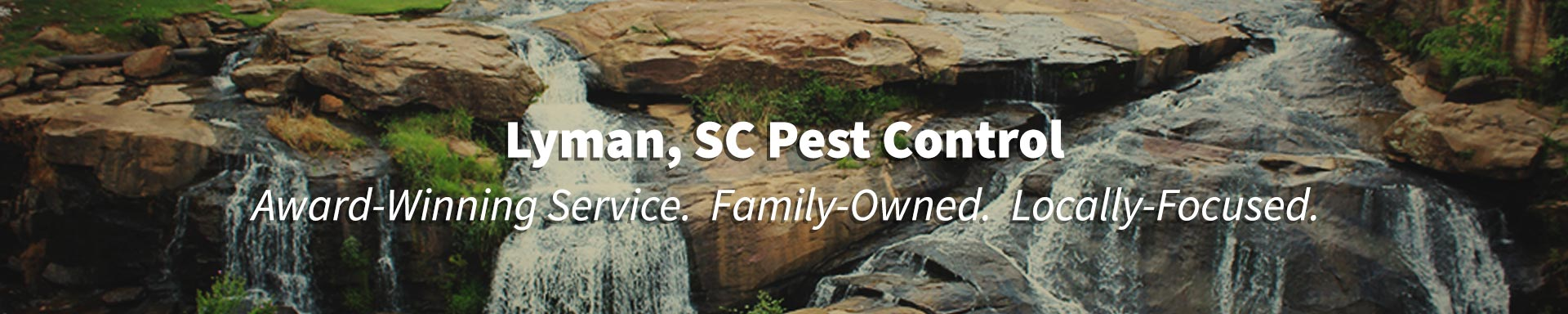 Pest Control Lyman, South Carolina