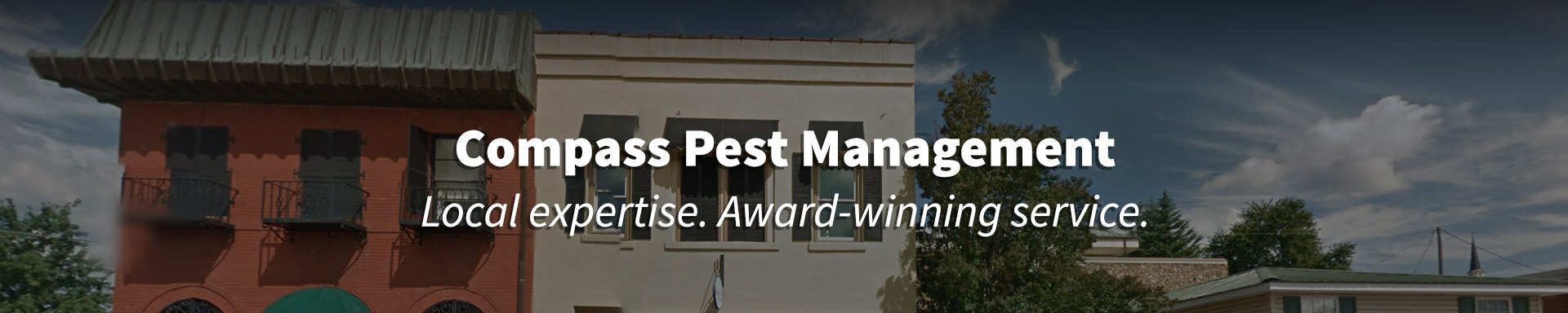 Nine Reasons to Choose Compass Pest Management